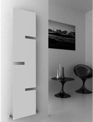 FIORE DESIGNER RADIATOR - 1800 x 590 WHITE