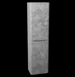 Bali Concrete Wall Mounted Storage unit