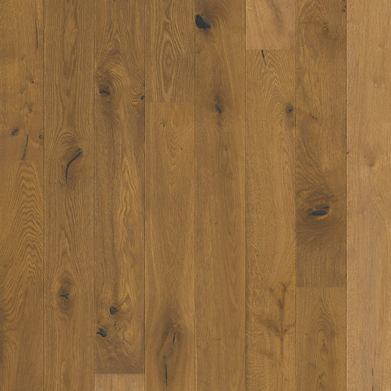 Quick step - Barrel brown oak oiled