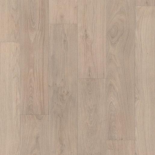 Quick Step: Classic Bleached White Oak Laminate Flooring