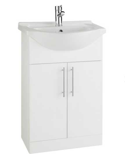 Impakt 650mm Cabinet with Basin