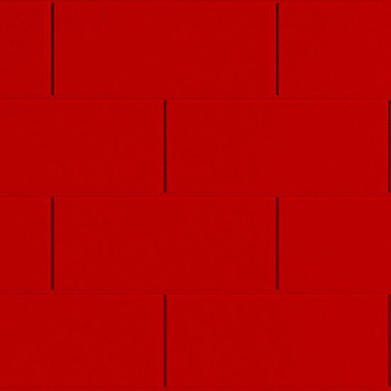 Multipanel Tilepanel Classic Brick Red Vertical - MTPBVRD