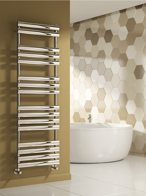 ARBORI DESIGNER RADIATOR - 1130 X 500 CHROME