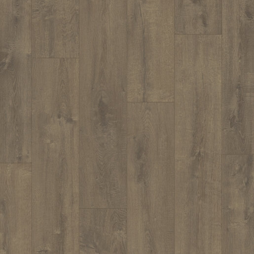 Quick Step: Velvet oak Brown Click Luxury Vinyl Flooring Tiles