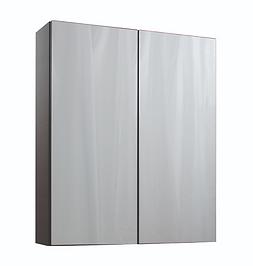 Idon 600 Black Mirror Cabinet
