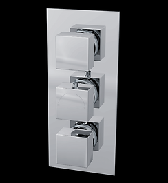 Istra Thermostatic Concealed Shower Valve (Single Function)