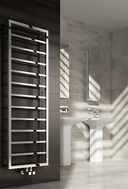 EGNA STAINLESS STEEL RADIATOR 500 X 775 POLISHED
