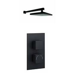 Nero Square Shower Option 2