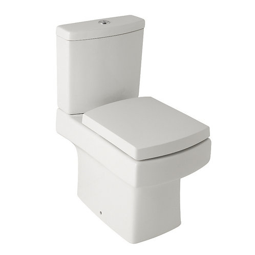 Embrace WC Pan, Cistern and Seat