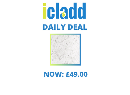 DEAL OF THE DAY: WHITE MARBLE