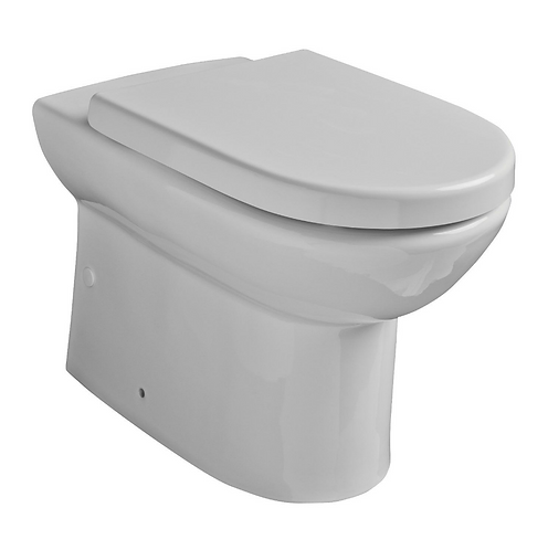 Ratio BTW WC Pan and Seat