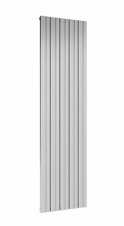 BOVA 1800 x 375 POLISHED SINGLE ALUMINIUM RADIATOR