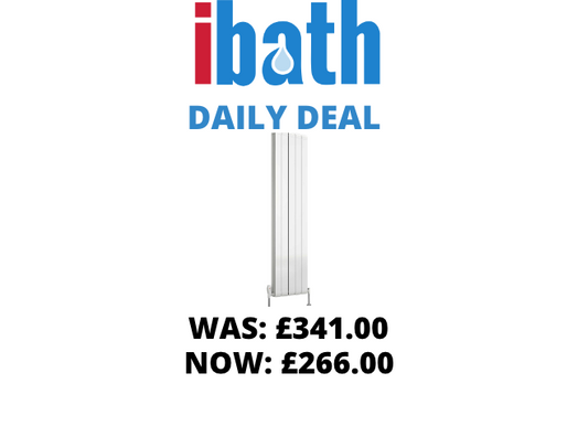 DEAL OF THE DAY: EVIE ALUMINIUM RADIATOR - 1442 X 400
