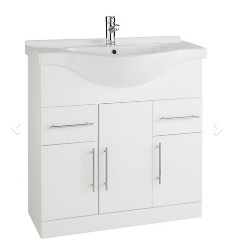 Impakt 750mm Cabinet with Basin