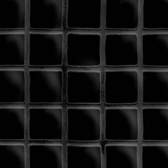 Multipanel Tilepanel Embossed Black Small Gloss 5071S