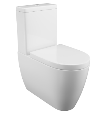 LOXLEY FULLY CLOAKED PAN, CISTERN & SEAT