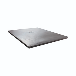 Anthracite 900x900x25mm Square Shower Tray