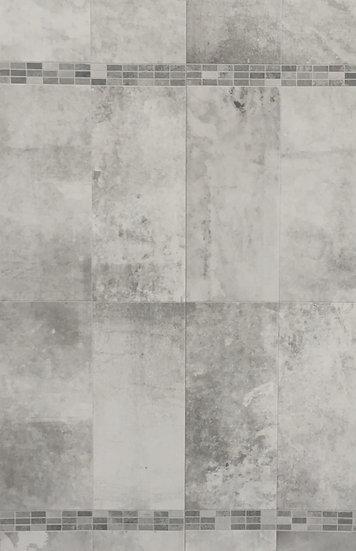 Montebello Contrasting Boarder - Icladd