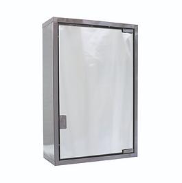 Single Door Mirror Cabinet