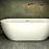 Thumbnail: India 1500 Double Ended Freestanding Bath
