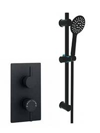 Nero Round Shower Option 3