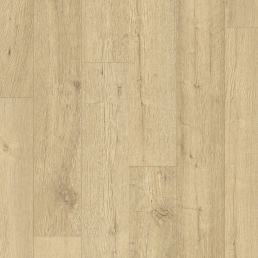 Quick Step: Impressive Ultra Sandblasted Oak Natural Laminate Flooring