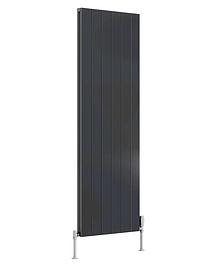 CASINA ALUMINIUM RADIATOR - 1800 X 470 ANTHRACITE SINGLE