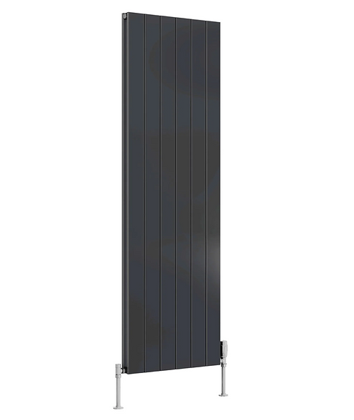 CASINA ALUMINIUM RADIATOR - 1800 X 280 ANTHRACITE SINGLE