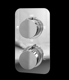Moderno Thermostatic Concealed Shower Valve (Triple function)