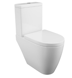 LOXLEY CLOSE COUPLED PAN, CISTERN & SEAT