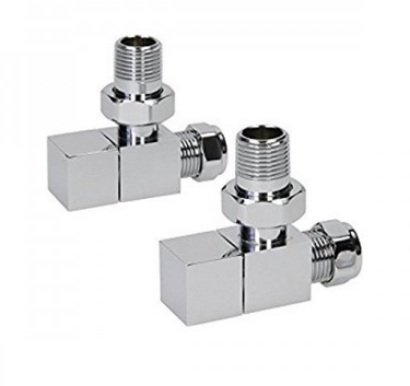 Cube Valves (Pair) Angled