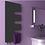 Thumbnail: ELLA 500 X 1200 ANTHRACITE DESIGNER RADIATOR