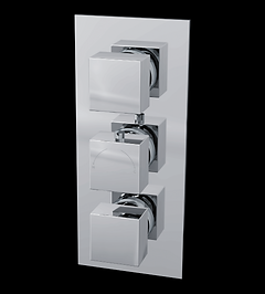 Istra Thermostatic Concealed Shower Valve (Dual Function)