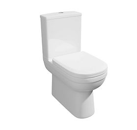 Lifestyle Close to Wall C/C WC Pan with Soft Close Seat