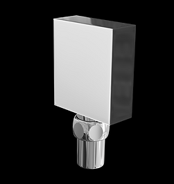 Square Shower Elbow