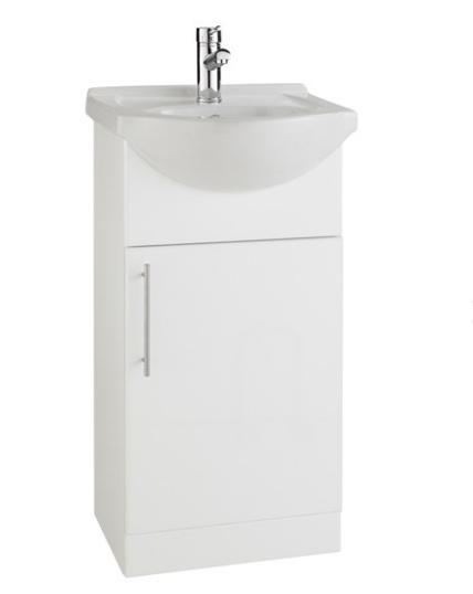 Impakt 450mm Cabinet with Basin