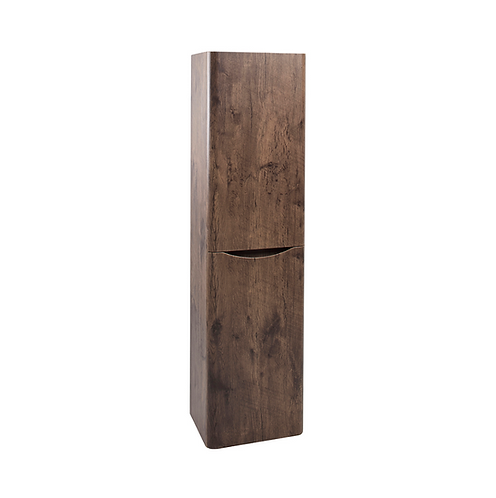 Bali Chestnut Wall Mounted Storage unit
