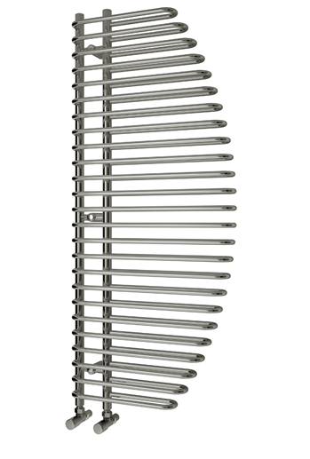 NOLA 600 X 1400 CHROME DESIGNER RADIATOR