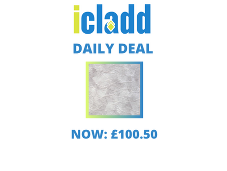 DEAL OF THE DAY: PERFORM CLADDING DESIGNER COTTON