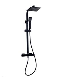 Nero Square Shower Option 1