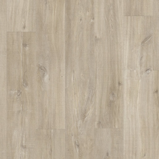 Quick Step: Canyon Oak Light Brown Vinyl Flooring Tiles
