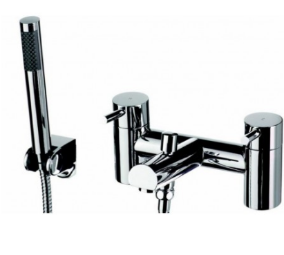 Dalton LW Bath Shower Mixer Tap