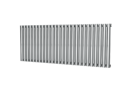 NEVA DESIGNER RADIATOR - 1800 X 236 SINGLE SILVER
