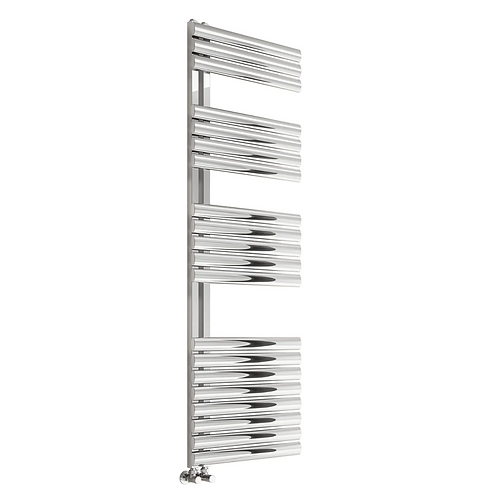 SCALO 500x1120 POLISHED STAINLESS STEEL TOWEL RAIL