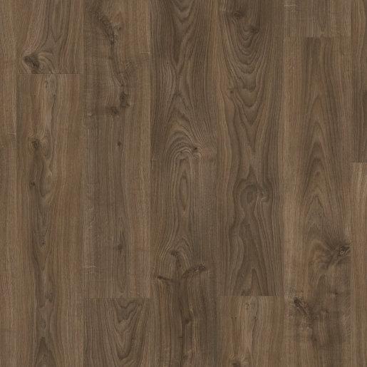 Quick Step: Cottage Oak Dark Brown Vinyl Flooring