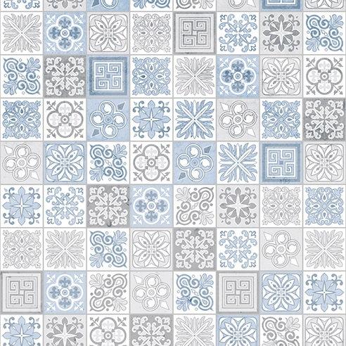 Showerwall Cladding - Victorian Blue