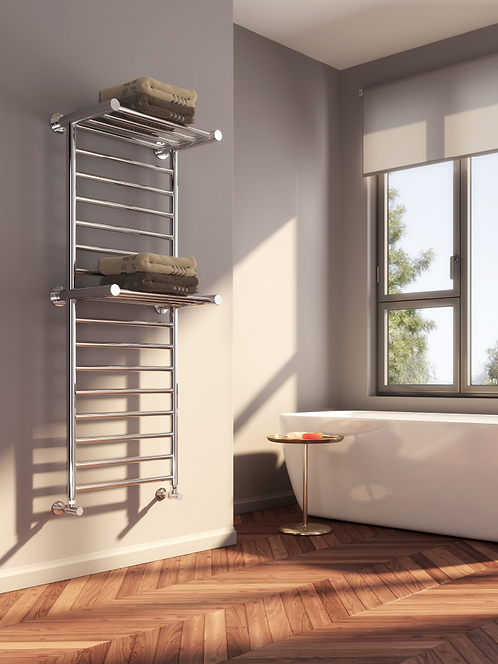 ADENA STAINLESS STEEL RADIATOR - 1300 X 532
