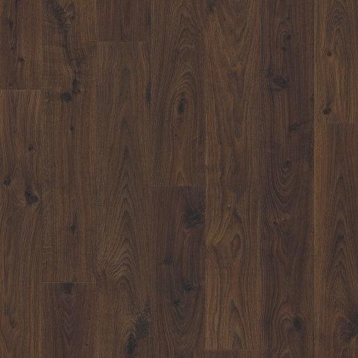 Quick Step: Elite - Old White Dark Oak Laminate Flooring Planks