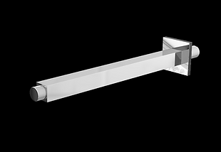 Ceiling Mounted Square Shower Arm