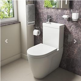 Combi 2-In-1 Mini Toilet